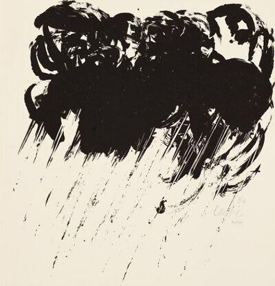 Günther Uecker, 'Hiob Seite 36', Unknown