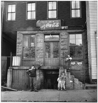 Elliott Erwitt, 'Boundary Street. Pittsburgh, Pennsylvania. USA. ', 1950