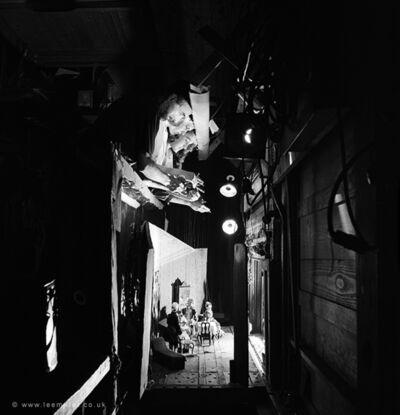 Lee Miller, 'Herman Aicher, Puppeteer, Salzburg, Austria', 1945