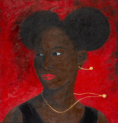 Abe Odedina, 'Little black dress', 2019