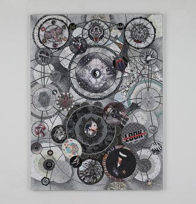 Ye Hongxing, 'Supernovas No.1', 2020
