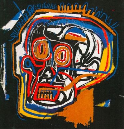Jean-Michel Basquiat, 'Head - Artist Proof', 2001