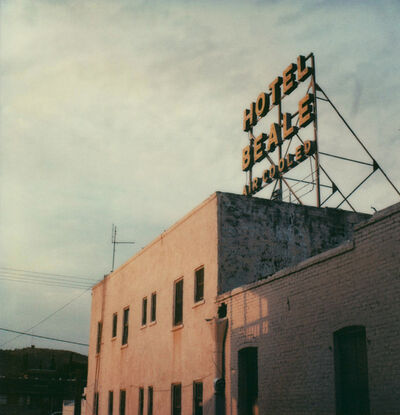 Carmen de Vos, 'Hotel Beale #24 - from the series US Road trip Diary ', 2007