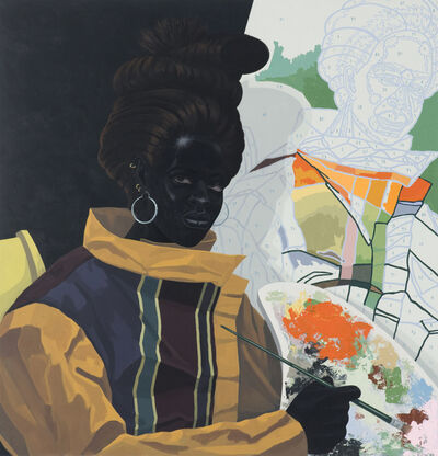 Kerry James Marshall, 'Untitled (Painter)', 2009