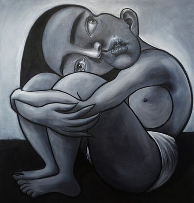 Xin yan, 'Self-Portrait', 2019