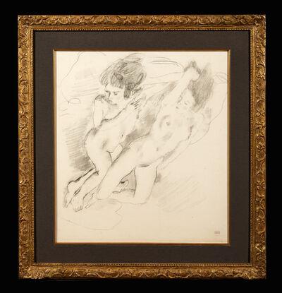 Jules Pascin, 'Deux nues allongees'
