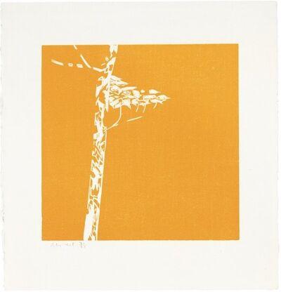 Alex Katz, 'Tree', 1990