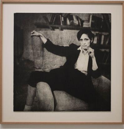 Yvonne Venegas, 'Self-Portrait in Norman Mailer', 2018