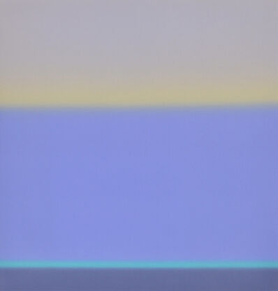 Wayne Viney, 'Sea With Mauve Cloud II', 2018