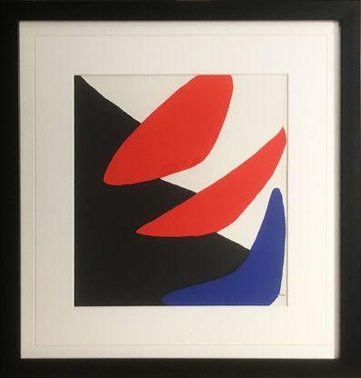 Alexander Calder, 'Derriere Le Miroir No. 190: Cover', 1971