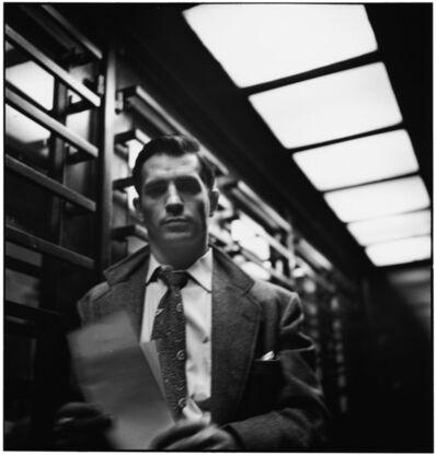 Elliott Erwitt, 'Jack Karouac, New York City', 1953