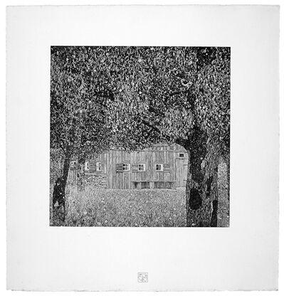 Gustav Klimt, 'Upper Austrian Farmhouse [Das Werk Gustav Klimts] [Signature Edition]', 1914