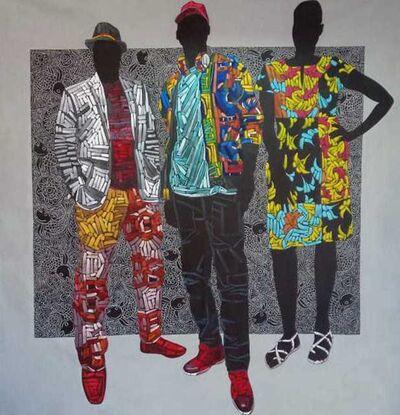 Peter Ngugi, 'Bak Bandika Bak Bandua', 2019