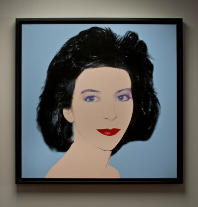 Andy Warhol, 'Sarah Goldsmith', 1986