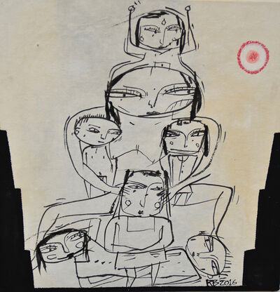 Robert Brady, 'Mother and Child Series #4'