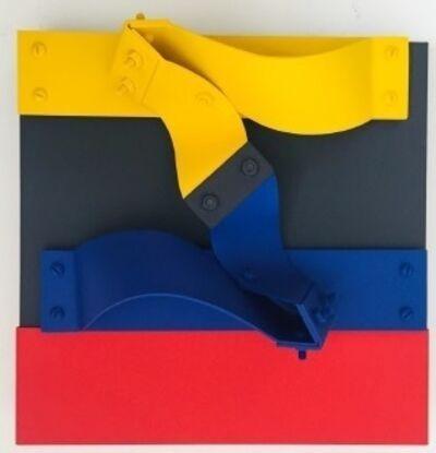Edgar Negret, 'Bandera', 1991