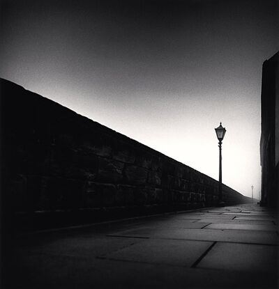 Michael Kenna, 'Long Wall, Berwick-on Tweed, Northumberland, England', 1991