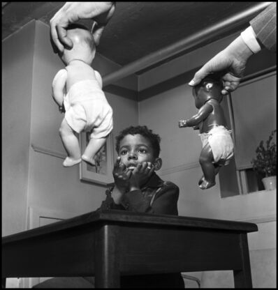 Gordon Parks, 'Doll Test, Harlem, New York', 1947