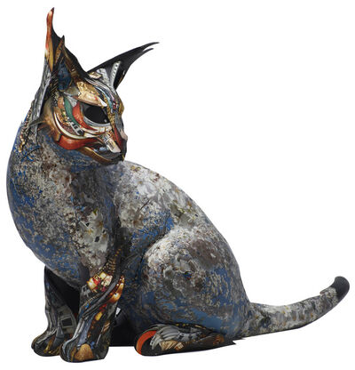 Seunghyo Jang, 'Money cat', 2011