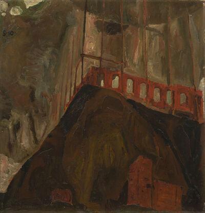 Egon Schiele, 'Red Earth', 1910