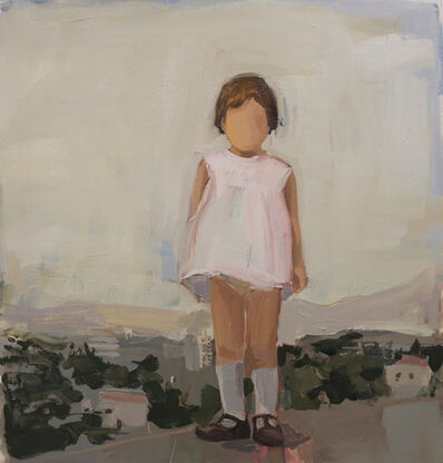 Gideon Rubin, 'Girl in White', 2010