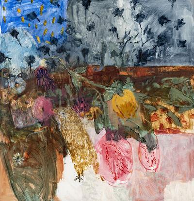 Mary Vernon, 'Garden House', 2019