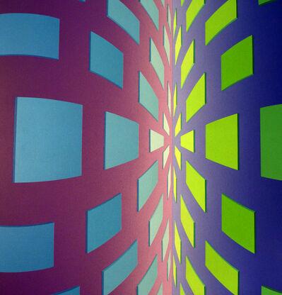 Martha Boto, 'Convergences #1', 1977