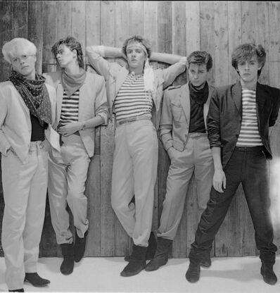 Michael Putland, 'Duran Duran, Studio Shot', 1981