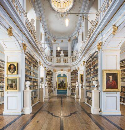 Reinhard Gorner, 'Library of Duchess Anna Amalia, Weimar', 2017