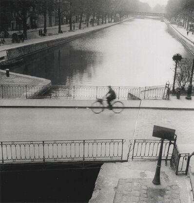 Florence Henri, 'Pont de Paris (Sur le Canal Saint Martin)', 1930-1935