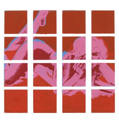 Bert Stern, 'Marilyn Monroe, Baby, Red Silkscreen from The Last Sitting®', 1962