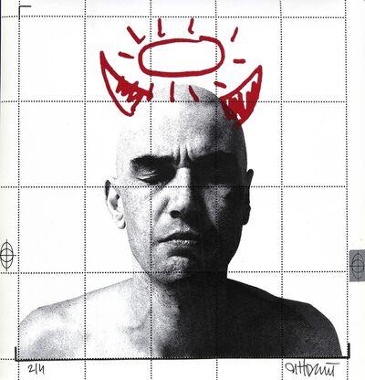 Michel Hosszu, 'AUTOGRIMACE H#102', 1997