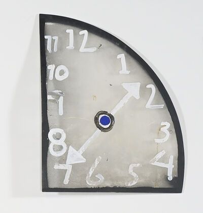 Tyree Guyton, 'What time is it (clock series)', 2015
