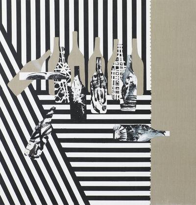 Charline von Heyl, 'Daydrinking', 2016