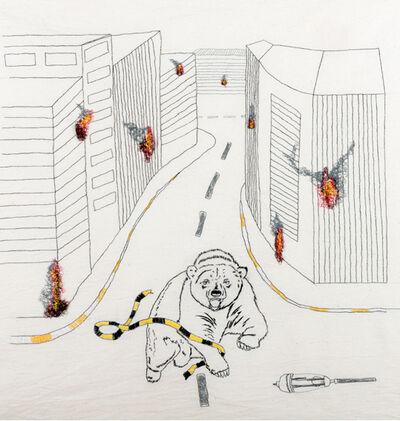Gökçen Dilek Acay, 'Passing Through the City', 2015