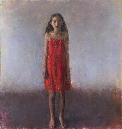 Daniel Enkaoua, 'Aure en rouge', 2014-2015