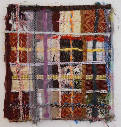 Alyson Vega, 'Small Tapestry Grid', 2018