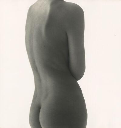 Irving Penn, 'Nude Torso'