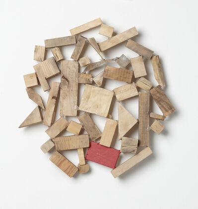 Kishio Suga 菅木志雄, 'Collected Edges', 2007