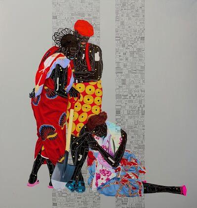 Eddy Kamuanga Ilunga, 'Untitled', 2018