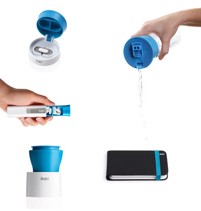 Yves Béhar and fuseproject, 'Sabi THRIVE Pill Organizers and Accessories', 2011