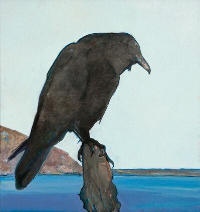 Robert Pollien, 'Perched'