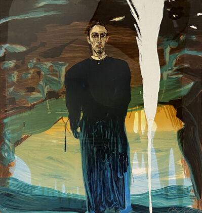 Julian Schnabel, 'Jose Luis Ferrer', 1998
