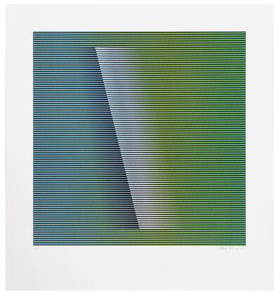 Carlos Cruz-Diez, 'Color Aditivo Medellin 1', 2012