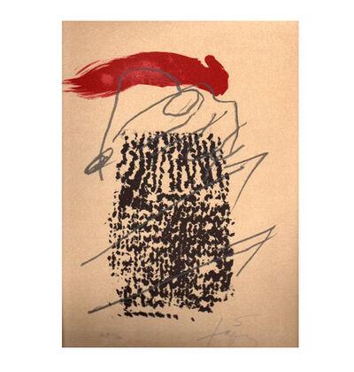 Antoni Tàpies, 'Poligrafa XV Anys', 1980