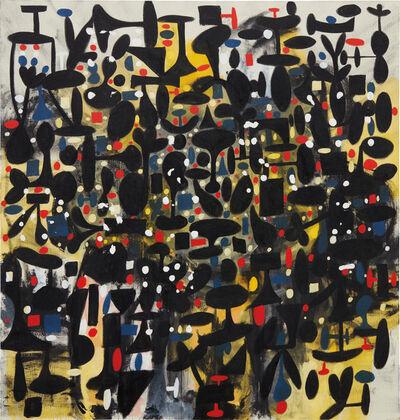 George Condo, 'Memories of Spain', 1991