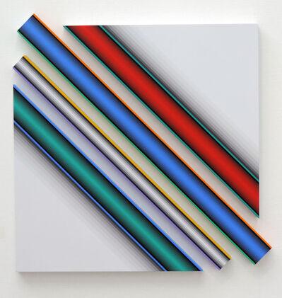 Dario Perez-Flores, 'Dynamique chromatique 1160', 2016