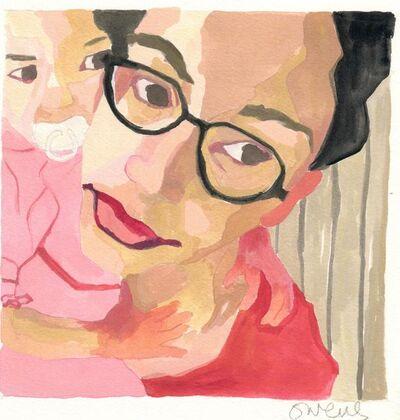 Ruth Owens, 'Phallic Mother, study', 2017