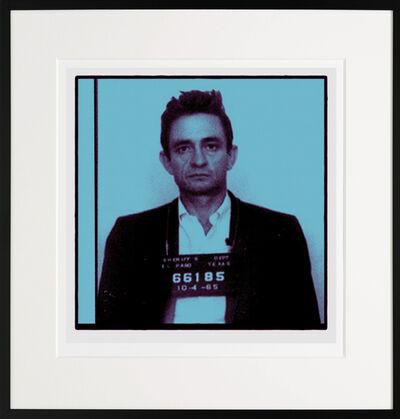 Louis Sidoli, 'Johnny Cash', 2010