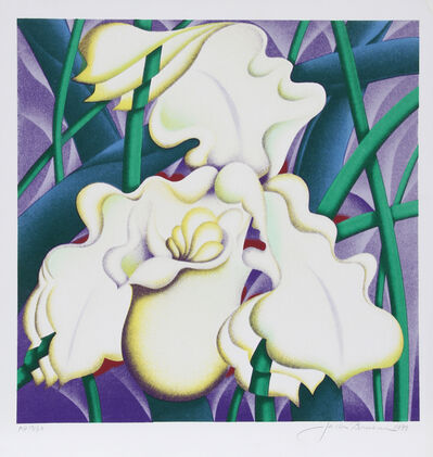 Jack Brusca, 'Orchid I', 1979